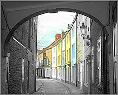 Prince Street in Hull City .. (** Janets Photos **) Tags: uk hull citycentres geogianbuildings history architecture