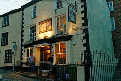 Chepstow, Five Alls (Dayoff171) Tags: gbg greatbritain gwent wales boozers unitedkingdom gbg2019 pubs publichouses europe