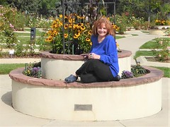 Longmont, CO, Visiting the Straffin's, Roosevelt Park, Garden, Judy (Mary Warren 13.6+ Million Views) Tags: colorado nature flora plants park garden judystraffin