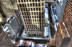 Bird's Eye View (lleon1126) Tags: detroit architecture birdseyeview buildings downtowndetroit downtown citylife city