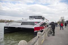Twin City Liner - spája pod Dunaji dve hlavné mestá (bratislavskysamospravnykraj) Tags: bsk twin city liner lod dunaj vuc vucba tlc