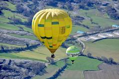 VIC. (Barcelona) Ultramagic S-130/M-90 (Josep Ollé) Tags: contrallum balloons globus globos ultramagic vol vuelo flight flying volando fotos osona