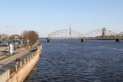 04042019 Riga1 (Tristar1011) Tags: riga letland latvia dvina