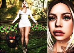 Spring-Is-In-The-Air-With-The-Newness-☺ (ςђєяяч's Ⓢʇץℓǝ) Tags: blaxium candydoll collabor88 gaeg maitreya mesh mainstore empire exile eyes eyelashes applier thechapterfour theskinnery bento poses ahartificialhallucination