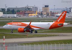 F-WWDN Airbus A320 Neo Easyjet (@Eurospot) Tags: guzhy fwwdn 8920 airbus a320 neo easyjet toulouse blagnac
