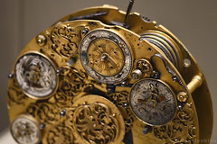 Masterpiece Clock (1620) (Bri_J) Tags: britishmuseum london uk museum historymuseum nikon d7500 clock metal masterpiececlock clockmechanism
