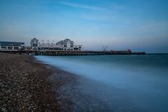 South Parade Pier (sarah_presh) Tags: pier sea ocean longexposure southparade southsea portsmouth hampshire uk england nikond850
