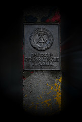 Deutsche Demokratische Republik (Anthony Mark Images) Tags: deutschedemokratischerepublik ddr eastgermany oldddrmarker history berlin ddrembl em germany deutschland europe nikon communist d850