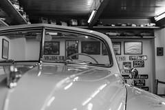 Oldie (ucrainis) Tags: bw monochrome zaporizhzhia old vintage museum car auto blackandwhite