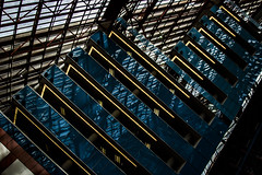 (jfre81) Tags: chicago james thompson center atrium interior lines architecture pattern reflection light fremont photography jfre81 canon rebel xs eos