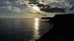 Quelque part en Algarve (jmollien) Tags: contrejour algarve portugal océan atlantique nuage cloud soleil paysage landscape ciel sky
