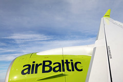 YL-CSK 060420194 (Tristar1011) Tags: airbaltic airbus a220300 bcs3 ylcsk bombardier cseries cs300