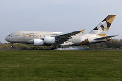 A6-APD A380 Etihad MAN 150419a (John Higgins (EF)) Tags: aviation aircraft aviationphotography airlineindustry airline manchesterairport man egcc ringway 05rtouchdowns runway05r a380 a380861 airbusa380 a6apd etihad etihadairways ey21 auh abudhabi abudhabiinternational smokeytouchdown