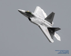 A Unique Look at the F-22 Raptor Flying By (AvgeekJoe) Tags: 07131 074131 100400mmf563 4131 525fs 525thfightersquadron 525thfightersquadronthebulldogs aircombatcommandf22demonstrationteam d5300 dslr f22 f22demonstrationandheritageflightteam f22raptor f22ablock30 lockheedmartinf22 lockheedmartinf22raptor lockheedmartinraptor lockheedmartinboeingf22 lockheedmartinboeingf22raptor lockheedmartinboeingraptor nikon nikond5300 selectivedesaturation sigma sigma100400mmf563 sigma100400mmf563dgoshsmcontemporary thebulldogs usairforce usaf aircraft airplane aviation combataircraft fighterjet jet plane raptor telephotolens