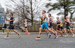 Boston Marathon (mgstanton) Tags: boston natick marathon race run baa bostonmarathon panning