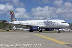 DSC_7954Pwm (T.O. Images) Tags: n648jb jetblue vacations airbus a320 sxm st maarten princess juliana airport