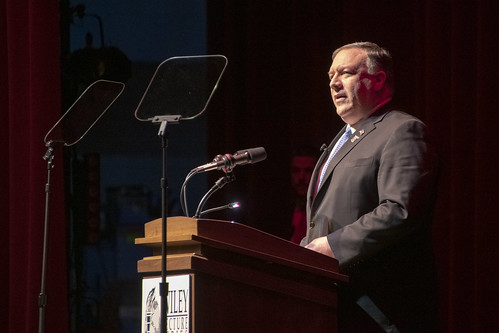 Secretary Pompeo Delivers Remarks at Texas A&M University