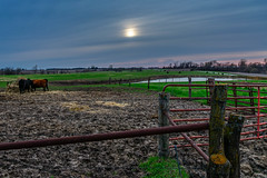 "Farm Sunset (Robert Evans KC) Tags: art lightroom adobe dslr ""digitial slr"" photograph camera hobby wife nikon digital missouri photo photography america ""united states"" nature ""nikon d3400 "" ngc country sigma sunset"