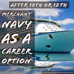 How to Join Merchant Navy After 10th (shashankbisht723) Tags: join merchant navy academy mumbai gp rating course deck cadet best maritime training institute varren marine merchanty cources courses coaching fees college navi