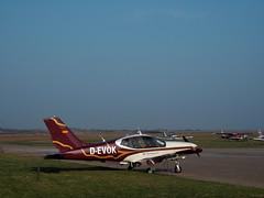 Flughafen Borkum (Pico 69) Tags: flugzeug flughafen borkum pico69 norddeutschland natur landschaft himmel insel