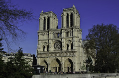 Kathedrale Notre-Dame de Paris - 1 (Kat-i) Tags: notredame paris kathedralenotredamedeparis frankreich france gotik gothik kirche church îledefrance nikon1v1 kati katharina architektur architectur