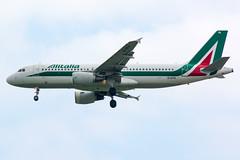 EI-DTA (MikeAlphaTango) Tags: aviation aircraft turin airport alitalia airbus a319 a320 a321