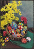 God Påske (National Library of Norway) Tags: nasjonalbiblioteket nationallibraryofnorway påskekort påske eastercards easter postkort postcards påskeegg
