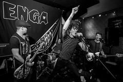 The Skullingtons (morten f) Tags: skullingtons punk rock band oslo norge norway live konsert concert 2019 enga pub rise against cancer