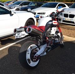 YAMAHA MT-01 - 2005 (SASSAchris) Tags: yamaha mt01 moto japonaise 1700cm3 10000 tours castellet circuit ricard