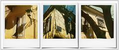 Aretousas street ... (@necDOT) Tags: greece grece athenes athens montage triptych triptyque