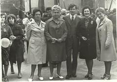 1 мая гор. Мозырь 1960-70-е гг. (Каширо А.М.)
