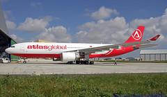 TC-AGD (2-RLAZ) LMML 16-04-2019 atlasglobal Group Airbus A330-203 CN 819 (Burmarrad (Mark) Camenzuli Thank you for the 18.2) Tags: tcagd 2rlaz lmml 16042019 atlasglobal group airbus a330203 cn 819