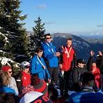 Teck U16 Men -  Mt. Seymour Enquist SL - 1. Dylan Stevens; 2. John Nicols; 3. Cameron Seward