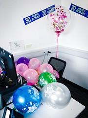 Balloons. 102/365