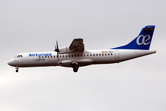 2019-02-02 ACE EC-MUJ ATR72-500 AIR EUROPA (mr.il76) Tags: ace airports flughafen flugzeuge max8 neos lanzarote luftfahrt boeing airbus atr72