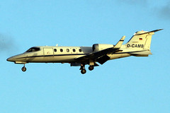 2019-02-02 ACE D-CAMB LEARJET LJ31 (mr.il76) Tags: ace airports flughafen flugzeuge max8 neos lanzarote luftfahrt boeing airbus atr72