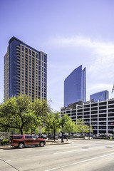 609 Main at Texas Building - Milam at Preston 4 (Mabry Campbell) Tags: 609mainattexas harriscounty hines houston pickardchilton texas usa architecture building downtown image photo photograph f71 mabrycampbell march 2019 march272019 20190327609campbellh6a6545 24mm ¹⁄₃₂₀sec 100 tse24mmf35lii