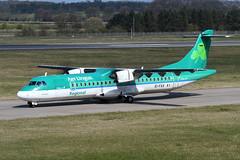 EI-FAX ATR72-600 EGPH 14-04-19 (MarkP51) Tags: eifax atr72600 atr72 aerlingusregional stobartair edinburgh airport edi egph scotland aviation airliner aircraft airplane plane image markp51 nikon sunshine sunny planeporn nikond500 nikonafp70300fx