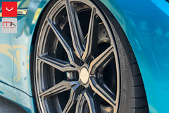 HF3 Wheels_website (Miami AutoSport) Tags: bmw m4 vossen vossenwheels hf3 hybrid forged michelin ps4s pilot sport 4s tires anthracite wheels unlimited wraps