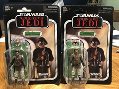 Why Walmart sucks  reason #447... (skott00) Tags: rotj lando actionfigure starwars walmartsucks 447