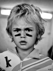"""what's up?"" (mknt367 (Panda)) Tags: portrait kid teen boy angry blackandwhite"