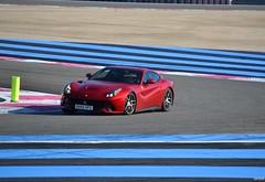 FERRARI F12berlinetta - 2012 (SASSAchris) Tags: ferrari f12 f12berlinetta voiture v12 italienne 10000 tours ricard rampante castellet circuit cavallino gt maranello scuderia enzo