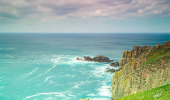 Land's End, Cornwall, United Kingdom (arvinbenitez) Tags: cornwall beach island water united kingdom nature