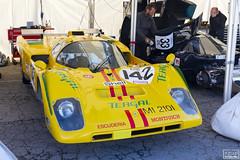 Espiritu de Montjuic 2019 003 (Escursso) Tags: 1970 512m barcelona catalunya circuit circuitbcn circuitdebcncat cotxes esperit espiritu ferrari gt montjuic montmelo sunday cars classic coches racing tergal