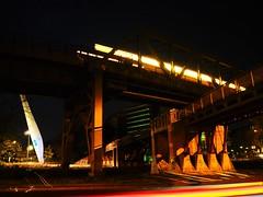 Berlin (Meg Kamiya) Tags: berlin germany deutschland night light colour city olympus omd em10