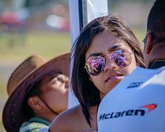 Mirror Shades (Steve Crane) Tags: boland fashkosh fashkosh2019 southafrica stellenbosch stellenboschflyingclub westerncape airshow people stelfly sunglasses woman women stellenboschnu