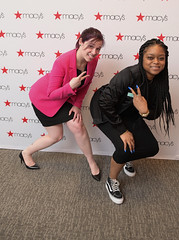 2019_SPEV_NYC Legacy Mentors Trip_AllRichImages 125 (TAPSOrg) Tags: taps tragedyassistanceprogramforsurvivors specialevent legacymentor newyorkcity newyork nyc experience 2019 military allrichimages sponsor macys indoor vertical women posed