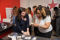 2019_SPEV_NYC Legacy Mentors Trip_AllRichImages 121 (TAPSOrg) Tags: taps tragedyassistanceprogramforsurvivors specialevent legacymentor newyorkcity newyork nyc experience 2019 military allrichimages sponsor macys indoor horizontal women candid staff