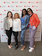 2019_SPEV_NYC Legacy Mentors Trip_AllRichImages 106 (TAPSOrg) Tags: taps tragedyassistanceprogramforsurvivors specialevent legacymentor newyorkcity newyork nyc experience 2019 military allrichimages sponsor macys indoor vertical group women posed