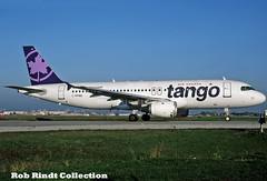 Air Canada Tango A320-211 C-FPWE (planepixbyrob) Tags: aircanada canada aircanadatango tango airbus a320 cfpwe yyz toronto pearson kodachrome retro